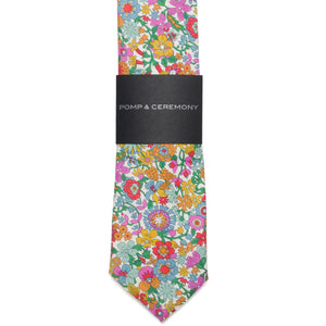 Liberty of London June Blossom Print Tie