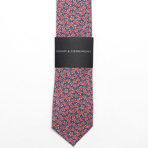 Liberty of London Speckle Print Tie