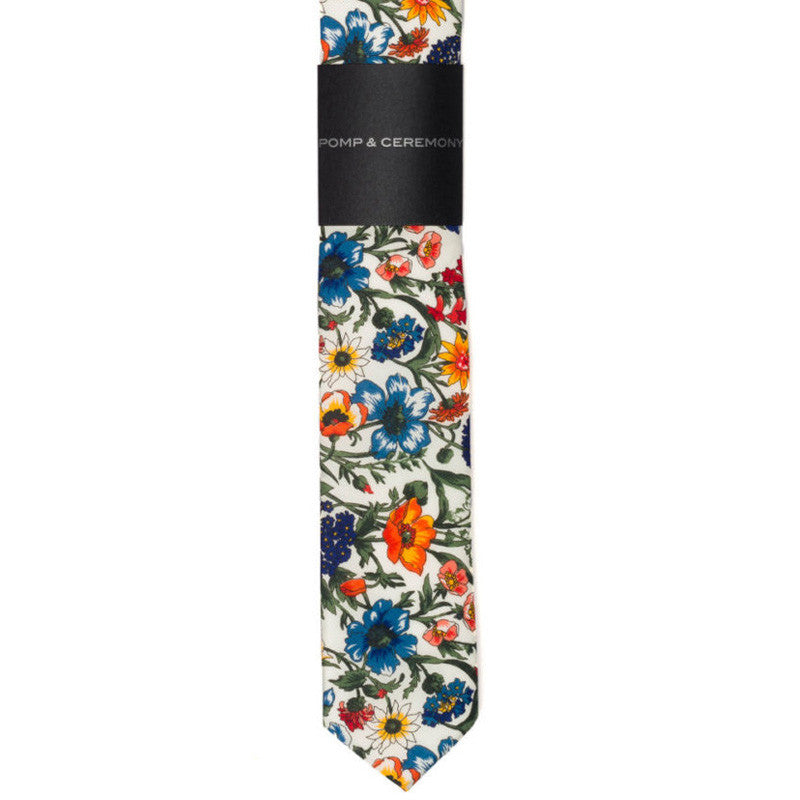 Liberty of London Rachel Skinny Tie