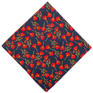 Liberty of London Ros Pocket Square