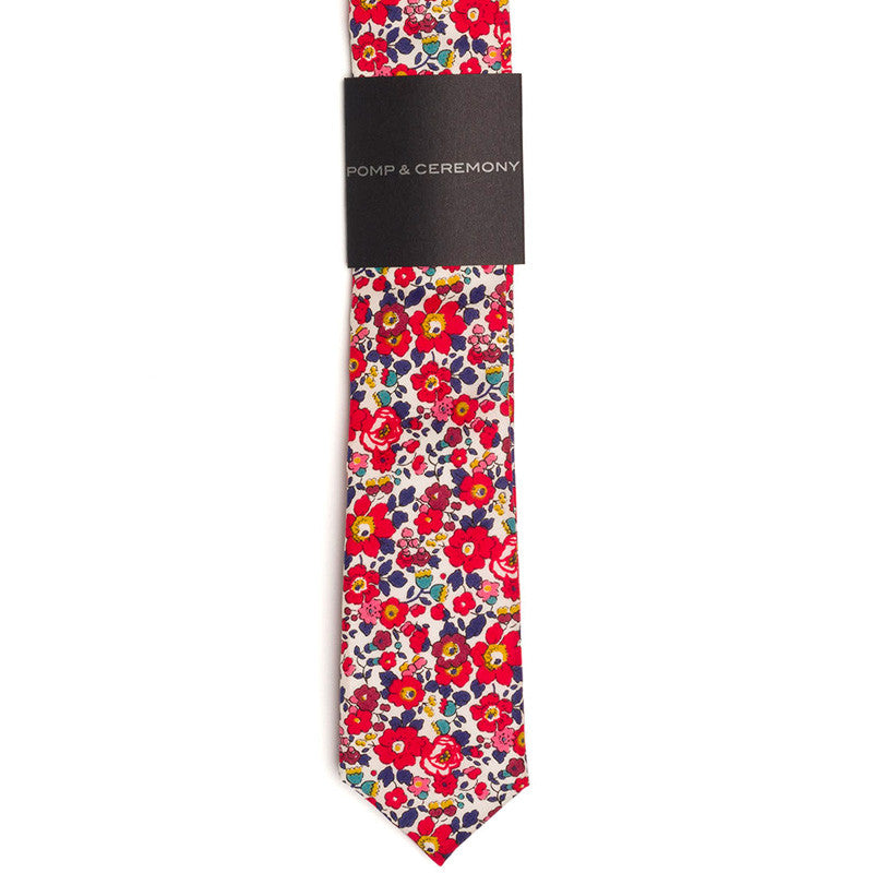Liberty of London Betsy Anne Skinny Tie