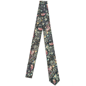Liberty of London Strawberry Thief Skinny Tie