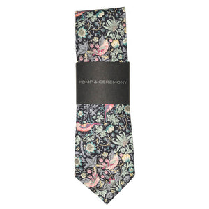 Liberty of London Strawberry Thief Tie