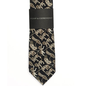 Liberty of London Heads and Tails Tie