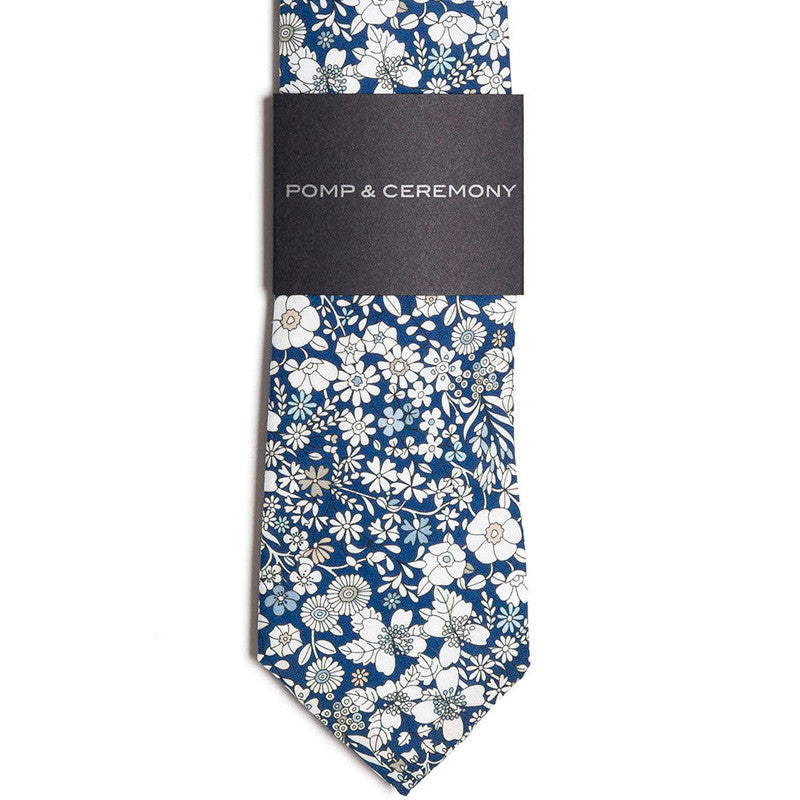 Liberty of London June's Meadow Tie