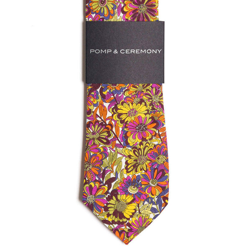 Liberty of London Willow Rose Tie