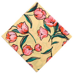 Liberty of London Tulip Pocket Square