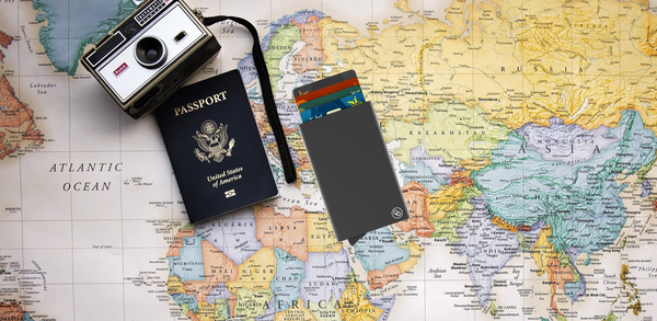 Travel Tips: 3 Ways to Use A Card Genie Minimalist Card Holder on Your Next Travel Adventure.