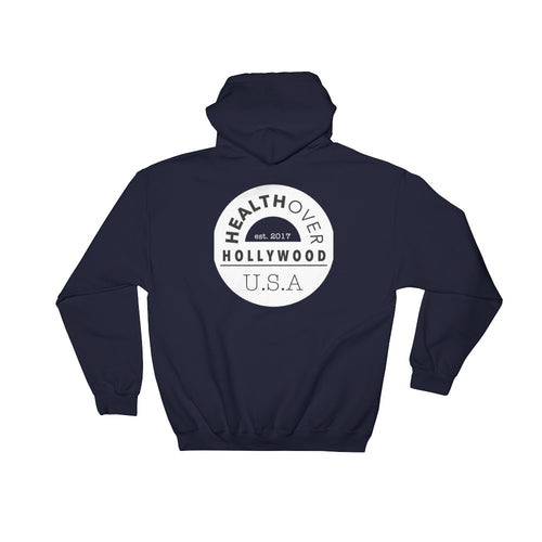 Logo Collection Cozy Hoodie, Navy