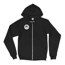 Logo Collection Zip-up Hoodie, Multiple Colors