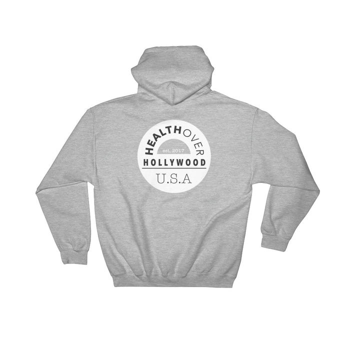 Logo Collection Cozy Hoodie, Gray