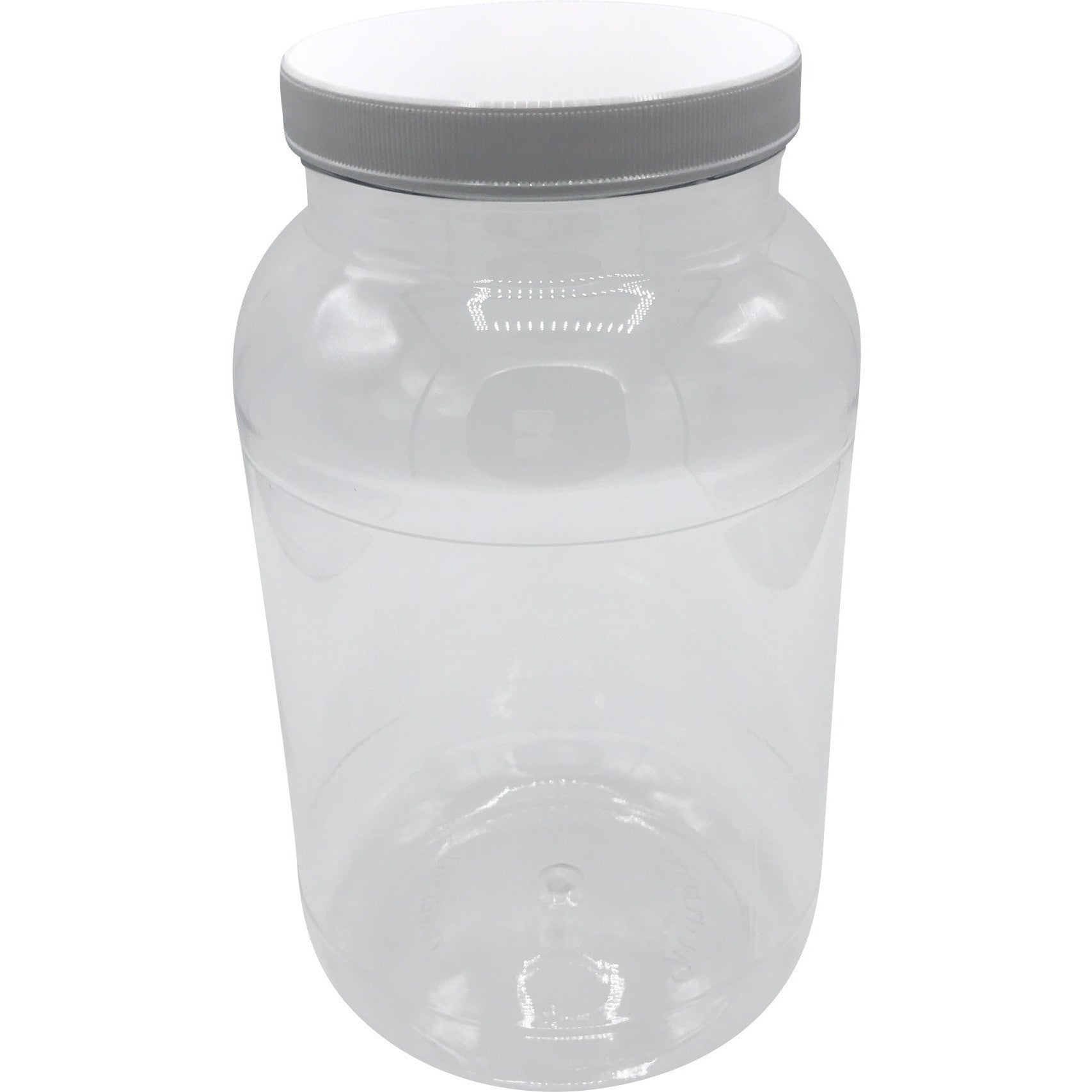 Gallon Mixing Jar with Cap - IcySkyy