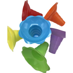 Flower cups large 12 oz. - IcySkyy