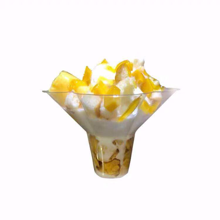 Clear Flower Cups