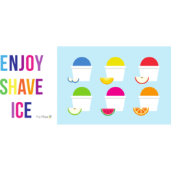 PDOB-II-GRM Shaved Ice Business Package - Standard - IcySkyy