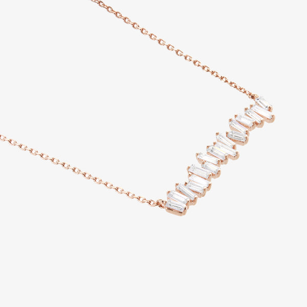 Amiranda Rose Gold Necklace