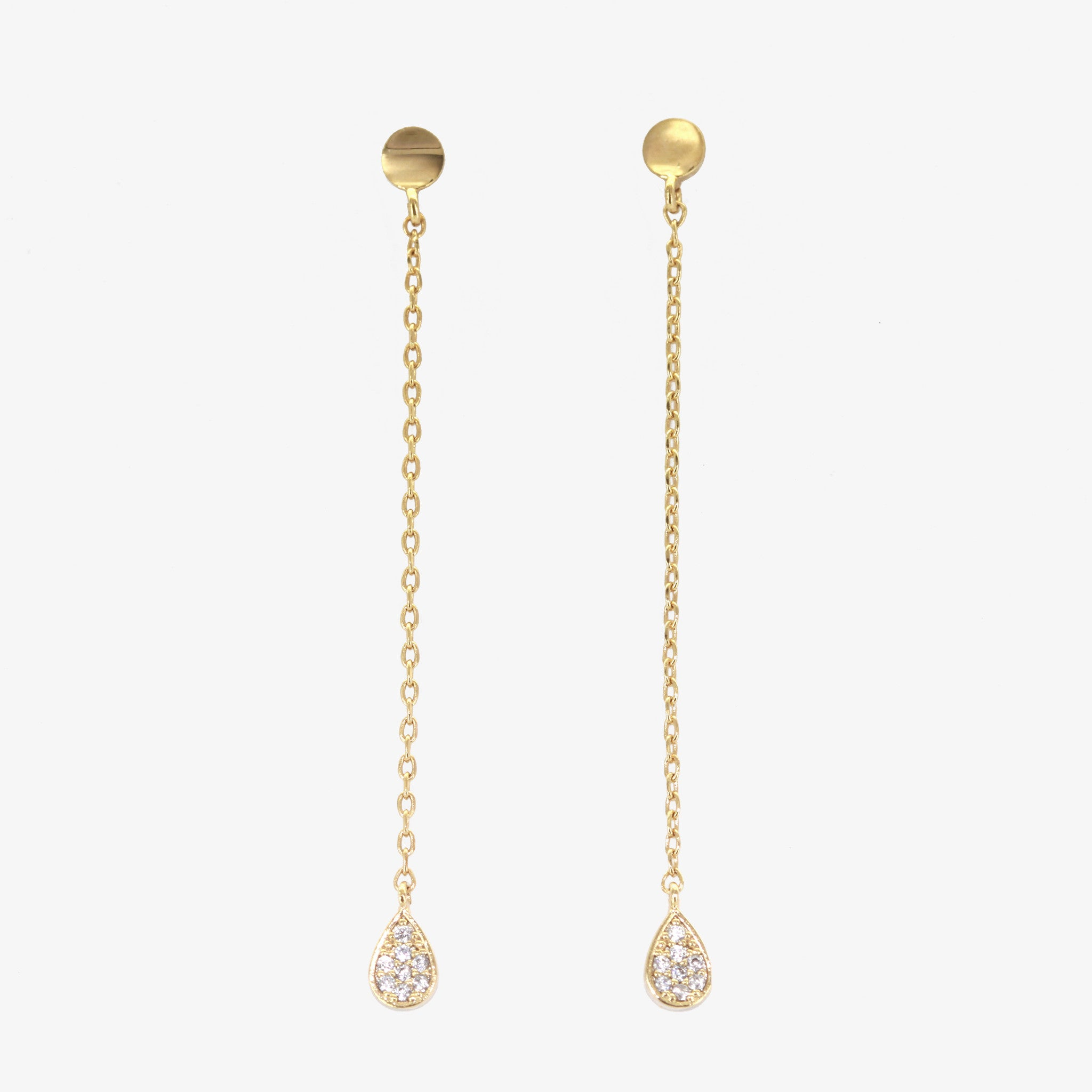 Chloe Teardrop Earrings