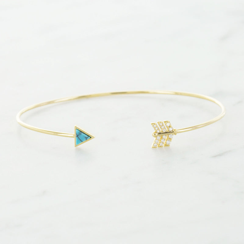 Arrow Henge Cuff