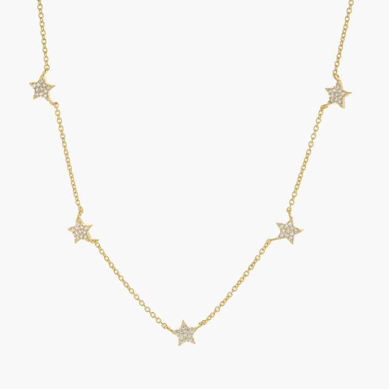 Lulana Star Necklace