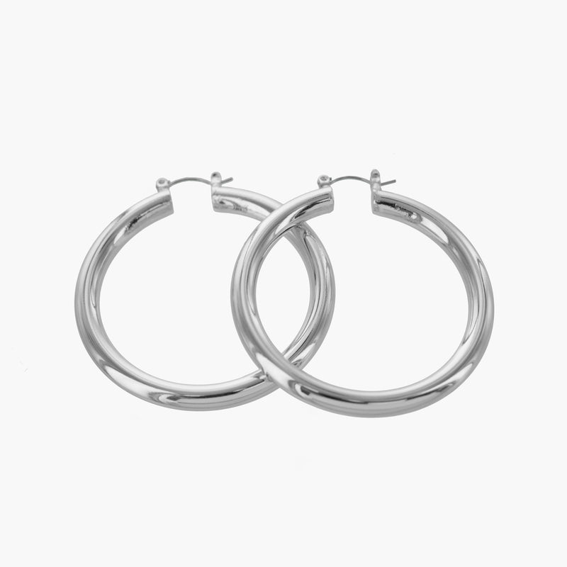 Amelia Hoop Earrings