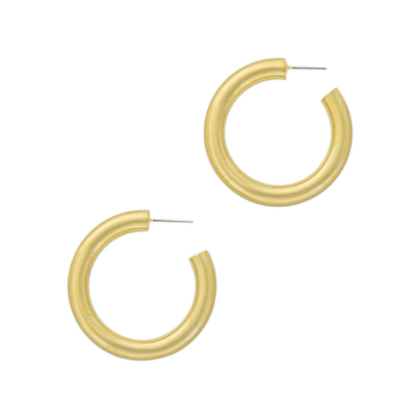 Allyria Small Hoop Earrings