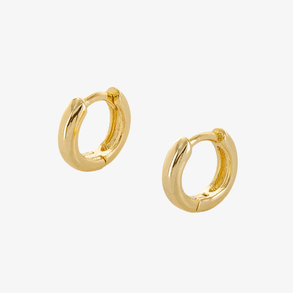 Janie Huggie Hoop Earrings