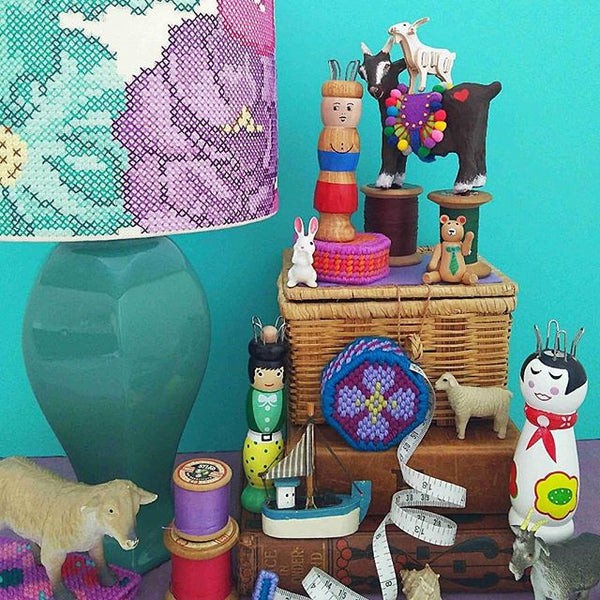 Let's meet: Shannan Grierson of Sewing With Bobbin & Fred!