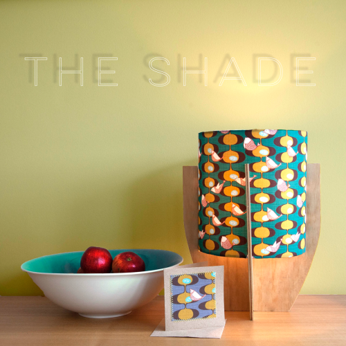 Guest Blog: DaniDesign - A Surface Pattern Designer - shares her lampshade and base