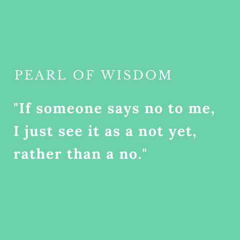 Pearl of wisdom