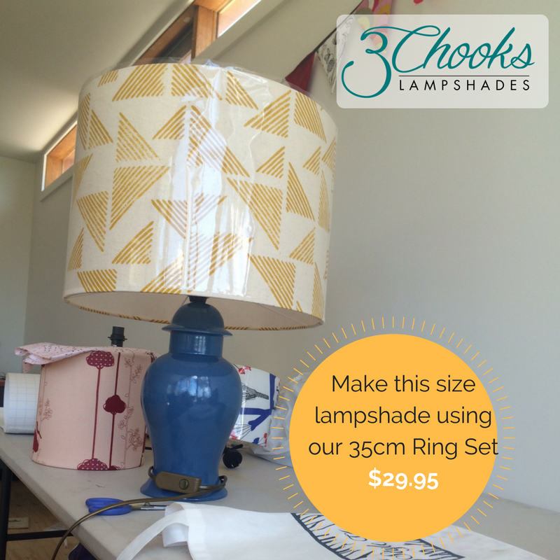 lampshade frames 3chooks lampshades