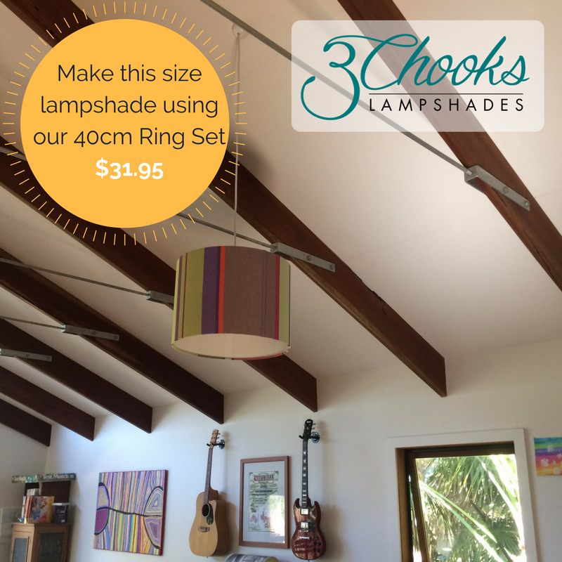 Super Lampshade Frames – 3Chooks Lampshades HD42