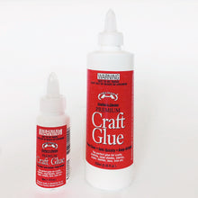 Helmar Craft Glue for Lampshade Making 50ml and 250ml bottles