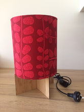 Simple Lamp Base - Bamboo