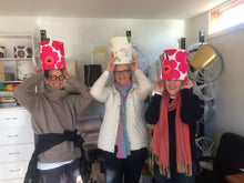3Chooks Workshop - learn how to make lampshades