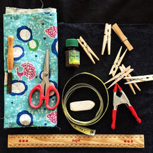Lampshade Making Kit 3Chooks other tools you may find useful