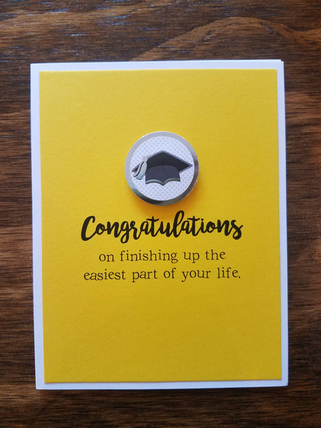 Greeting Card Graduation Kit - 6 Pack