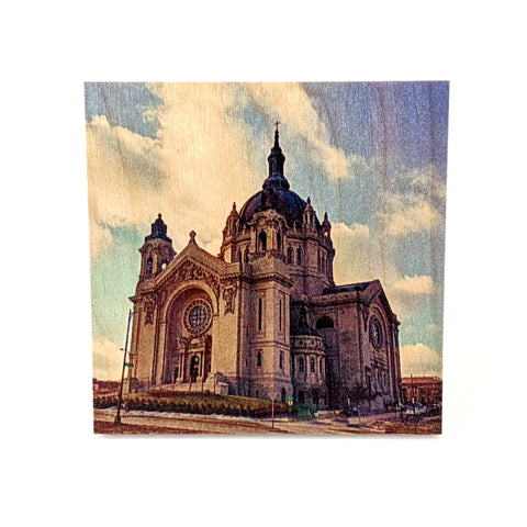 Coaster - St. Paul - Cathedral