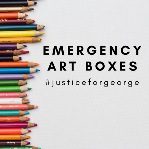 Emergency Art Box