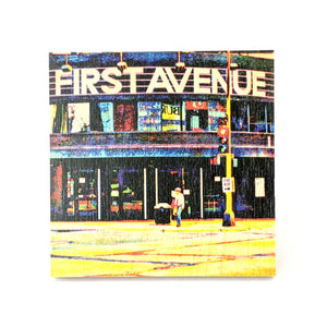 Coaster - Minneapolis - First Ave