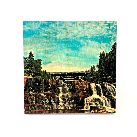 Coaster - North Shore - Gooseberry Falls