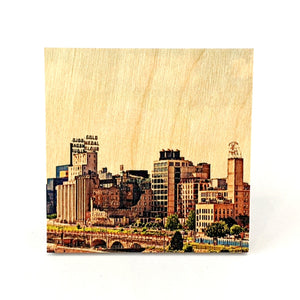 Coaster - Minneapolis - Mill City
