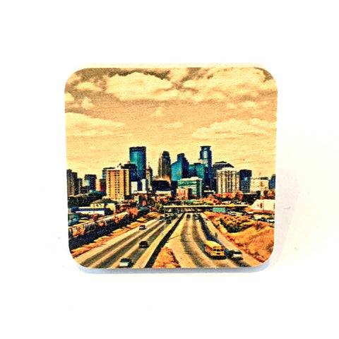 Magnet - Minneapolis - Skyline