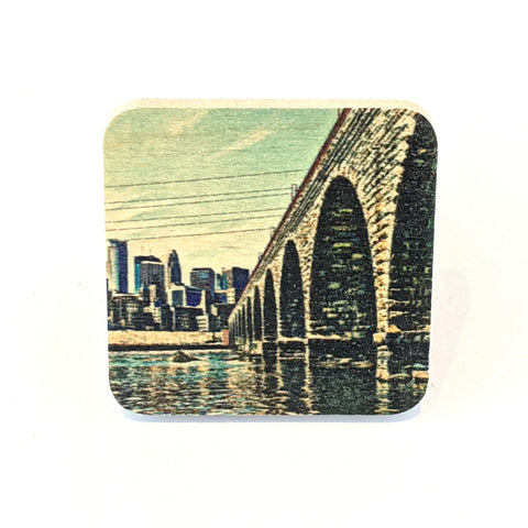 Magnet - Minneapolis - Stone Arch Bridge