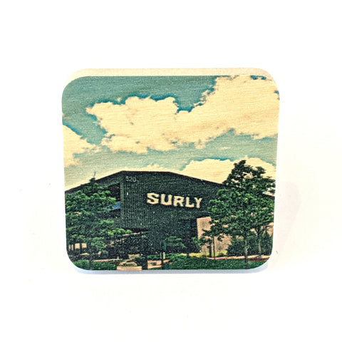 Magnet - Minneapolis - Surly Brewery
