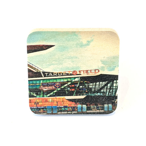 Magnet - Minneapolis - Target Field