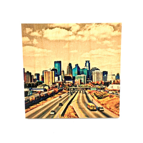 Coaster - Minneapolis Skyline