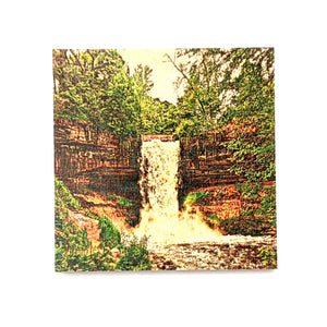 Coaster - Minneapolis - Minnehaha Falls