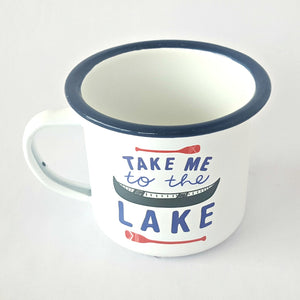 Mug - Take Me to the Lake