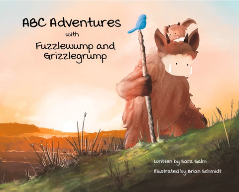 Book - ABC Adventures