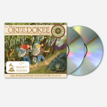 CD/DVD - Through the Woods